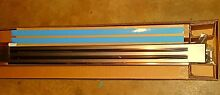 Genuine Viking Professional French door side x side refrigerator grille PFRGKS