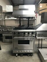 Viking  Professional 30 Inch Range And Hood