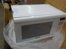 Panasonic Microwave Oven NN SN651WAZ White Countertop with Inverter Tech  DENT