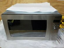 Panasonic Microwave Oven NN SD975S Stainless Steel Countertop Built In Cyclonic