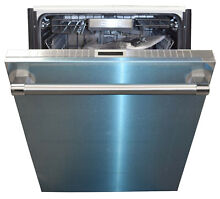 Thermador Star Sapphire Series DWHD860RFP Fully Integrated Dishwasher