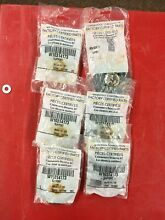 Lot of 6 Whirlpool Dryer Drum Support Rollers Part  WPW10314173  All New