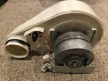 LG GE PROFILE HARMONY 4681EL1001A CLOTHES DRYER BLOWER MOTOR   HOUSING USED