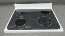 WB62T10268 GE RANGE OVEN MAIN TOP GLASS COOKTOP