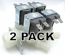 2 Pk  Washing Machine Water Valve for LG  AP4441122  PS3527429  5220FR2008C