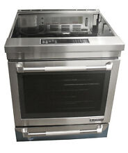 Jenn Air JIS1450DP 30  Pro Style Stainless Steel Induction Range