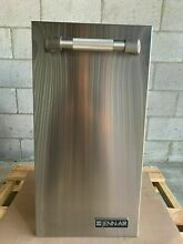 Jenn Air 15 Inch Trash Compactor Stainless Door Panel Kit W10197421