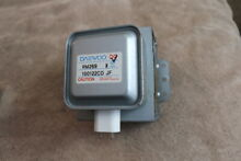 DAEWOO RM269 MICROWAVE OVEN MAGNETRON Barely USED TESTED
