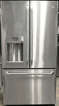 GE Cafe CFE28USHSS 36  French Door Refrigerator with Keurig System