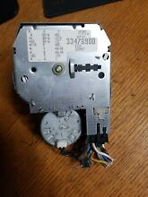WHIRLPOOL WASHER TIMER PART   3347890   FREE SHIPPING