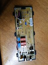 Samsung Range DE92 02588G Oven Control Board and Clock Part FREE SHIPPING