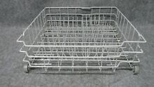 WD28X10387 GE DISHWASHER LOWER RACK ASSEMBLY