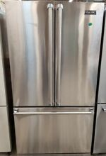 REFURBISHED VIKING FRENCH DOOR COUNTER DEPTH REFRIGERATOR FREEZER