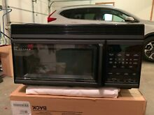 Maytag Black Over the Range Microwave