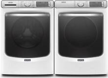 Maytag MHW8630HW 5 cu  ft  Front Load Washer and MED8630HW Electric Dryer