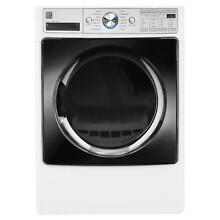 Kenmore Elite 7 4 cu  ft  Gas Dryer with Steam   White