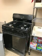 Gas Range  Used   Good Condition