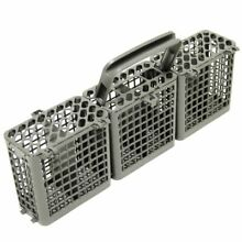 New  OEM 5005DD1001A LG Kenmore Dishwasher Silverware Basket