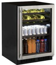 Marvel 24  Panel Ready Integrated Dual Zone Wine And Beverage Center ML24WBP2RP