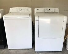 Kenmore Elite Oasis HE Washer   Dryer
