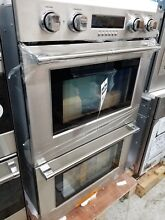 FISHER PAYKEL 30  ELECTRIC  DOUBLE STAINLESS STEEL WALL OVEN NEW OUT OF BOX