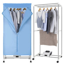 Electric Clothes Dryer Portable WardrobeMachine Drying Camping RV Clothes Heater