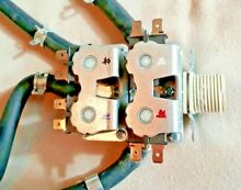 Samsung Washer Cold Water Inlet Valve Dc62 00214L with Steam Generator Assy