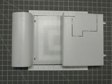 WR17X3507   WR17X3620 VINTAGE GE Refrigerator Evaporator Fan Cover USED