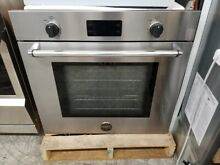 BERTAZZONI 30  ELECTRIC SINGLE WALL OVEN MASTER SERIES STAINLESS STEEL B