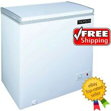 NEW Thomson Chest Freezer 7 0 cu  ft    Free Shipping