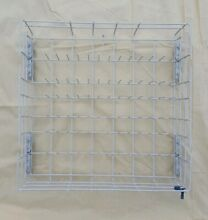 AMANA KENMORE DISHWASHER LOWER RACK  8539225   Rollers 826845 Used 9419H