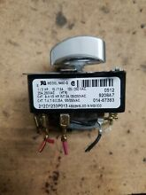 GE DRYER TIMER 212D1233P013 FREE SHIPPING