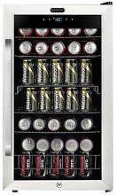 Whynter 121 can Beverage Refrigerator with Digital Control  NEW