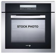 NEW IN BOX FAGOR 24  SINGLE ELECTRIC WALL OVEN CONVECTION STAINLESS STEEL