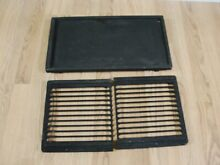Lot of 3 Jenn Air Griddle Gas Nonstick 19 3 8  x 10 7 8  w 2 Stove Top Grills
