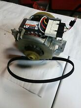 Whirlpool Kenmore Maytag Washer Drive Motor W10249628 and belt