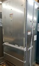 OUT OF BOX  VIKING 36   7 SERIES REFRIGERATOR BOTTOM FREEZER DRAWERS PANEL READY