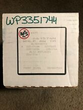 WP3351744 For Whirlpool Washing Machine Timer