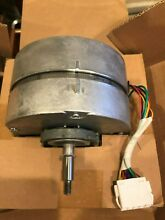 GE Dryer Parts   WE17X10008 Motor ASM Blower   WE16X10002 Blower Wheel   NEW