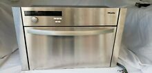 Miele DG 155 Stainless Steel Steam Oven  Working  FREE SHIPPING