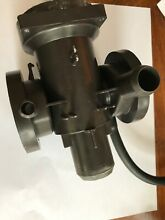 LG Washer Pump Housing With Drain Hose