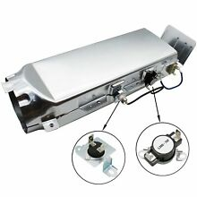 New DC97 14486A Dryer Heating Element Assembly kit for Samsung   Kenmore Dryers