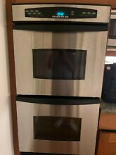 Dacor Stainless 27  Electric Double Wall Oven  Model PCS227  Used