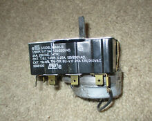 3398190 WP3398190 WHIRLPOOL KENMORE SEARS DRYER TIMER Part