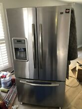 Whirlpool Refrigerator French Doors Model Mfi2569yem0
