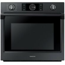 NIB  Nice Samsung NV51K7770SG 30  Single Electric WALL OVEN w  Dual Convection