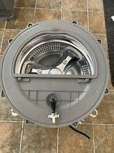 New OEM Parts Washer Tub assembly w  motor WD100 series SideKick Pedestal Washer