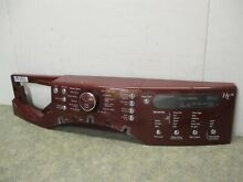KENMORE WASHER CONTROL PANEL PART   8183157   W10319812