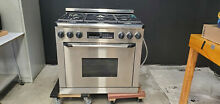 Dacor Epicure 36 Inch NG Range 6 Burner  Included matching Hood