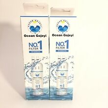 Lot of 2 Ocean Gojeyi No 1 Filter W1029537A Whirlpool Kenmore Kitchenaid Maytag